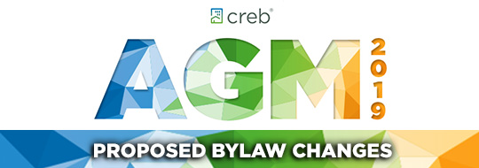 proposed bylaw changes