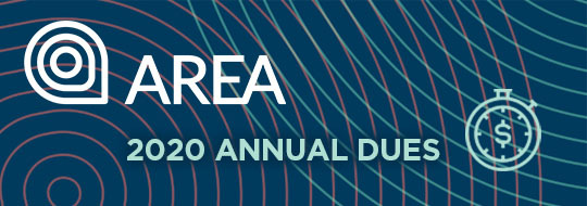 AREA Annual Dues